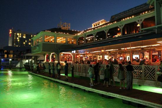 Ponto Miami Restaurantes em Fort Lauderdale 15th Street Fisheries 1