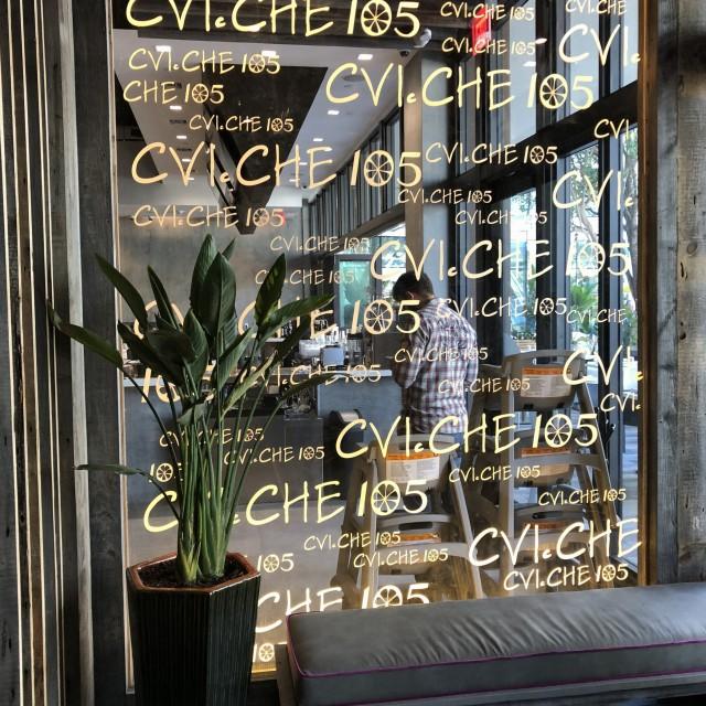 Ponto Miami Restaurantes em Miami CVICHE 105 00002