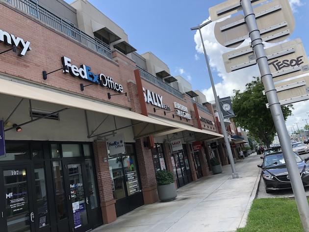 Ponto Miami Compras em Miami Midtown Shops NEW 003