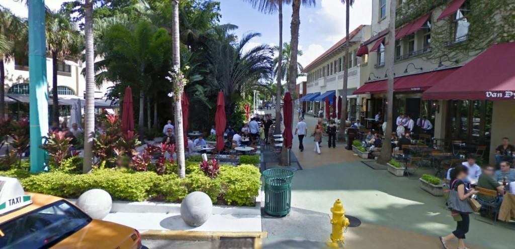 Ponto Miami O que fazer em Miami Dicas Miami Lincoln Road 2