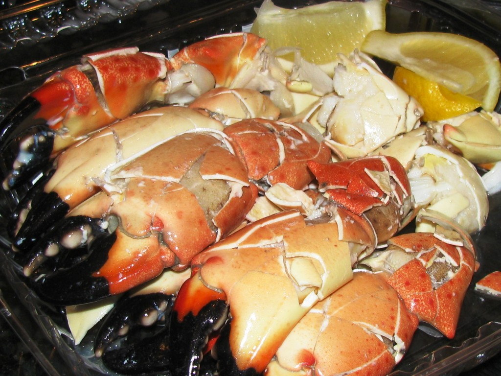 Ponto Miami Restaurantes em Miami Joes Crabs 2