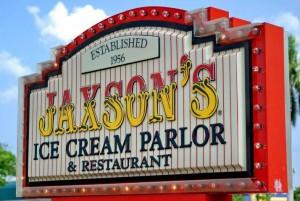 JAXSON'S ICE CREAM