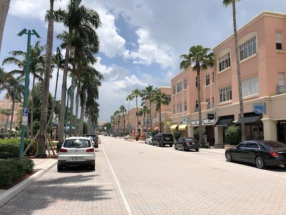 Ponto Miami Dicas de Boca Raton Mizner Park NEW 002