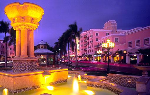 Ponto Miami Dicas de Boca Raton Mizner Park 13