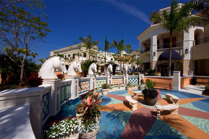 Ponto Miami Compras em Miami Village of Gulfstream Park 2