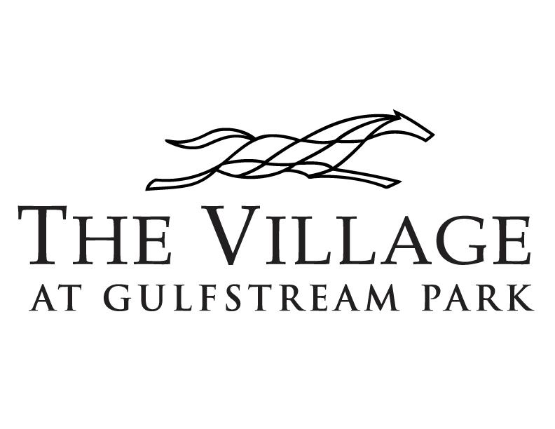 Ponto Miami Compras em Miami Village of Gulfstream Park Logo