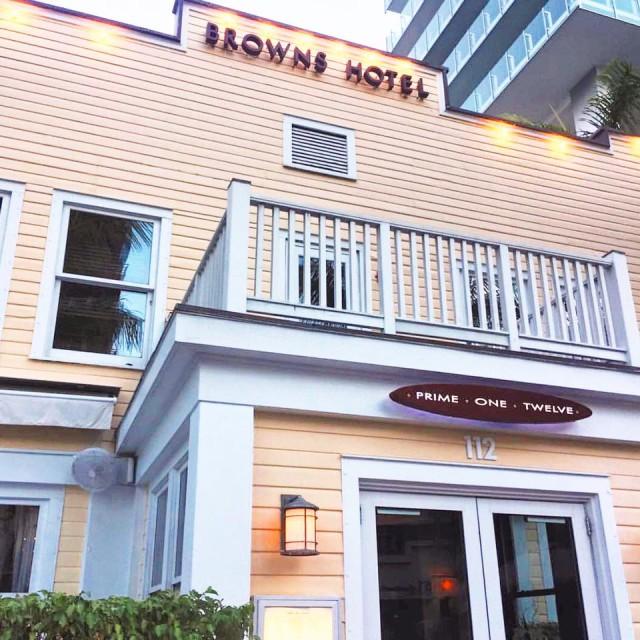 Ponto Miami Restaurantes em Miami Prime One Twelve NEW 002