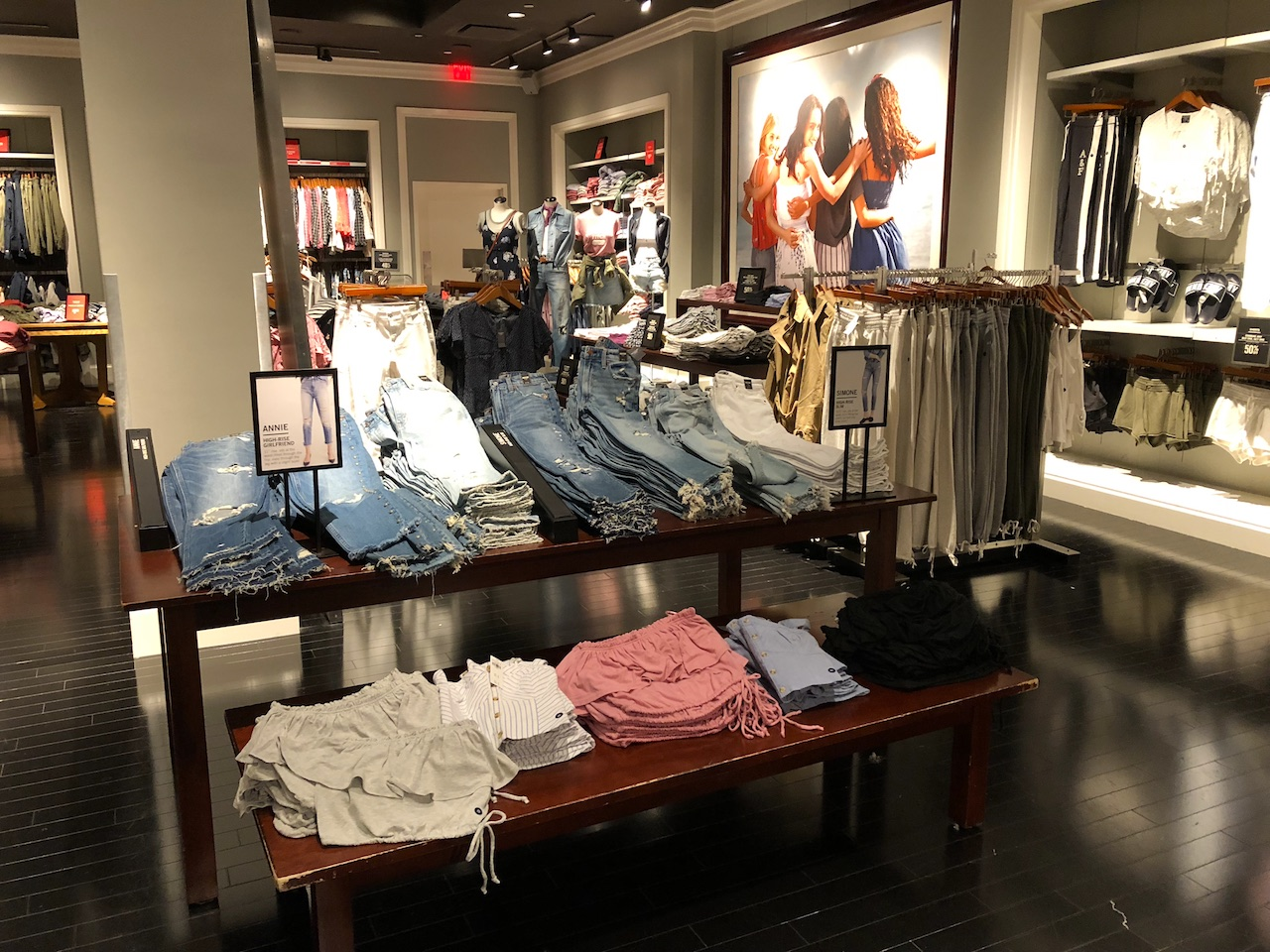 Ponto Miami Compras em Miami Abercrombie NEW 002
