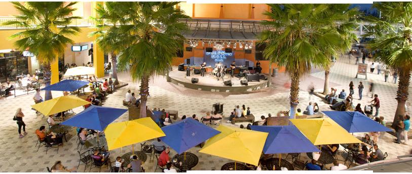 Ponto Miami Compras em Miami Dolphin Mall 3