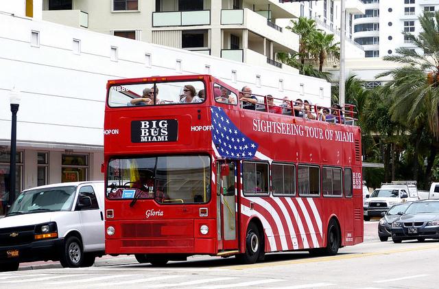 Ponto Miami O que fazer em Miami Dicas de Miami Big Bus 2
