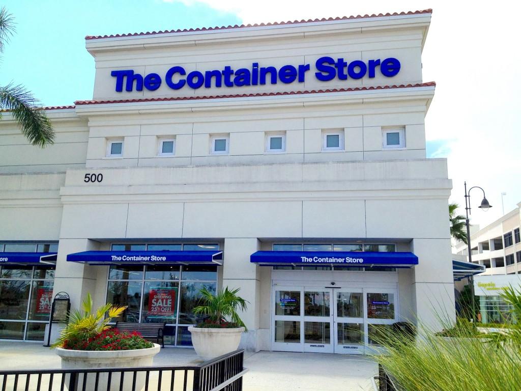 Ponto Miami Compras em Miami Dicas de Miami Container Store 2
