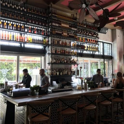 Ponto Miami Restaurantes em Miami Sugarcane B002