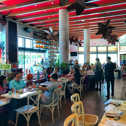 Ponto Miami Restaurantes em Miami Sugarcane B001
