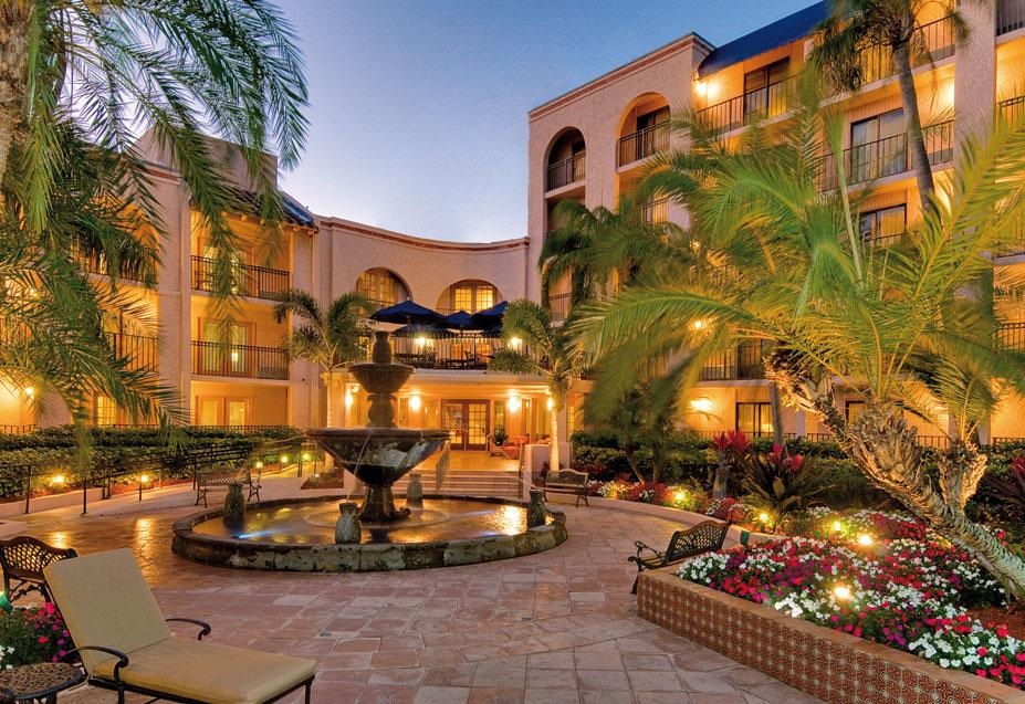 Ponto Miami Hotel em Boca Raton Dicas de Miami Wyndham 1