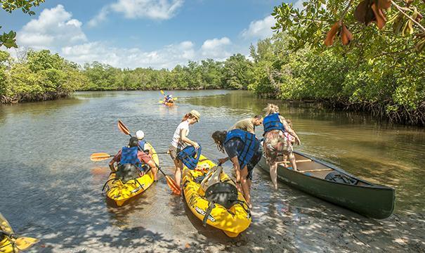 Ponto Miami O que Fazer em Miami Oleta River Park 4