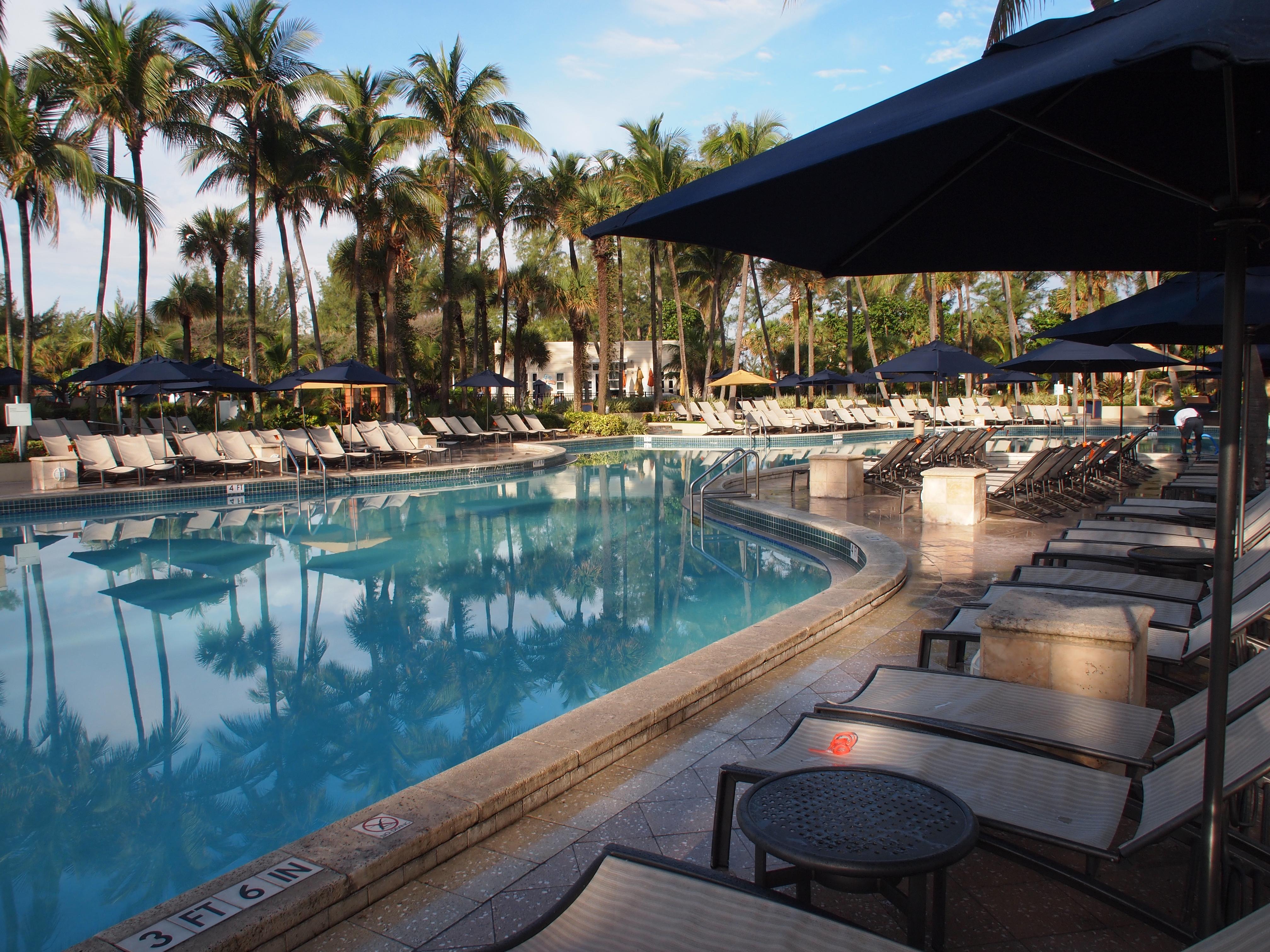 Dicas de Fort Lauderdale - Harbor Beach Marriott - Ponto Miami