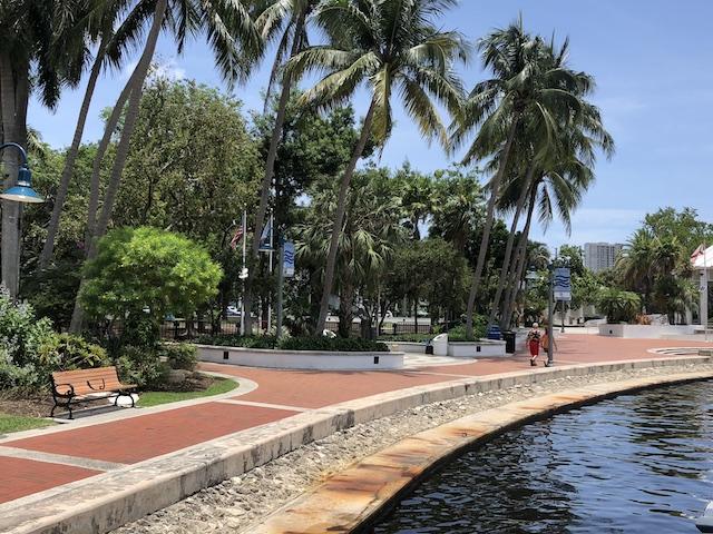Ponto Miami Dicas de Fort Lauderdale Riverwalk NEW 002