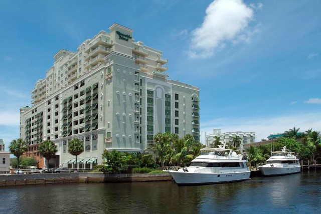 Ponto Miami Hotel em Fort Lauderdale Riverside Hotel NEW 002