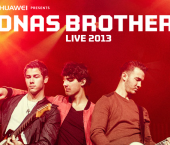 Jonas Brothers – dia 02 de Agosto de 2013, no Cruzan Amphitheater (West Palm Beach)