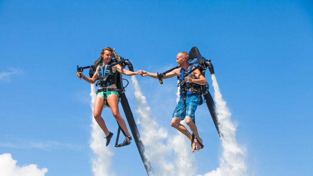 Ponto Miami O que fazer em Miami Aqua Jet 2