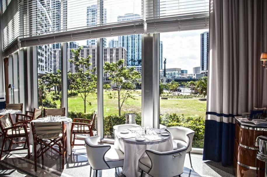 Ponto Miami Restaurantes em Miami Cipriani 3