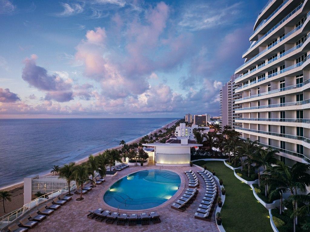 Ponto Miami Hotel em Miami Ritz Carlton Fort Lauderdale 002