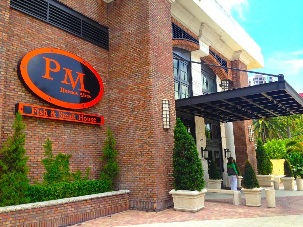 Ponto Miami Restaurantes em Miami PM Buenos Aires 002