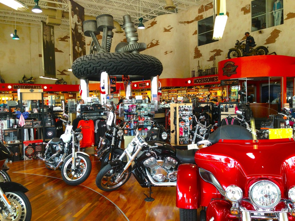Ponto Miami Compras em MIami Aluguel de Motos em Miami Harley Davidson 3