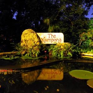 Kampong Garden (a National Tropical Botanical Garden)