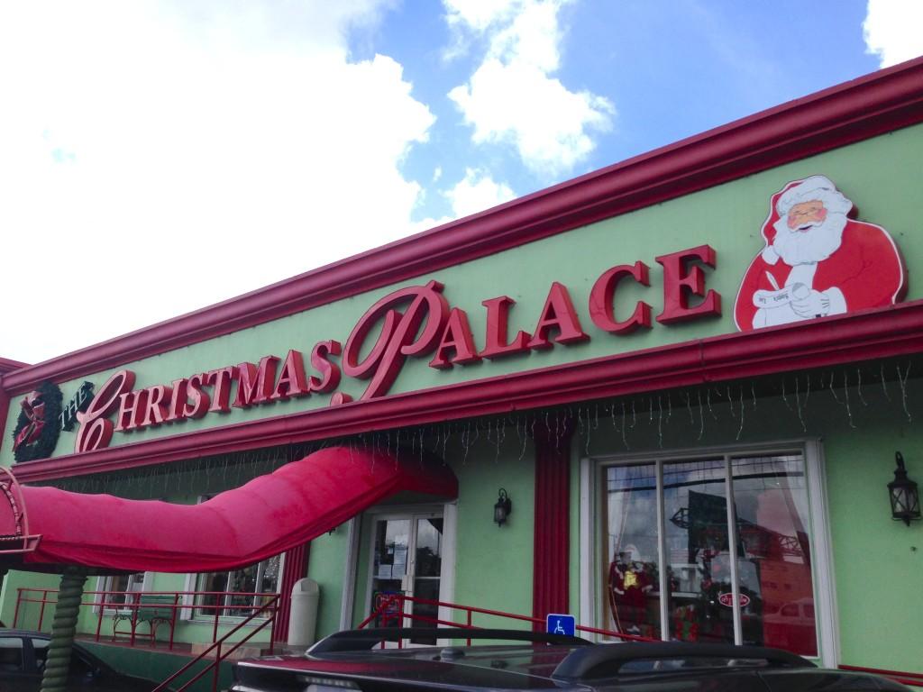 Ponto Miami Compras em Miami Christmas Palace 2