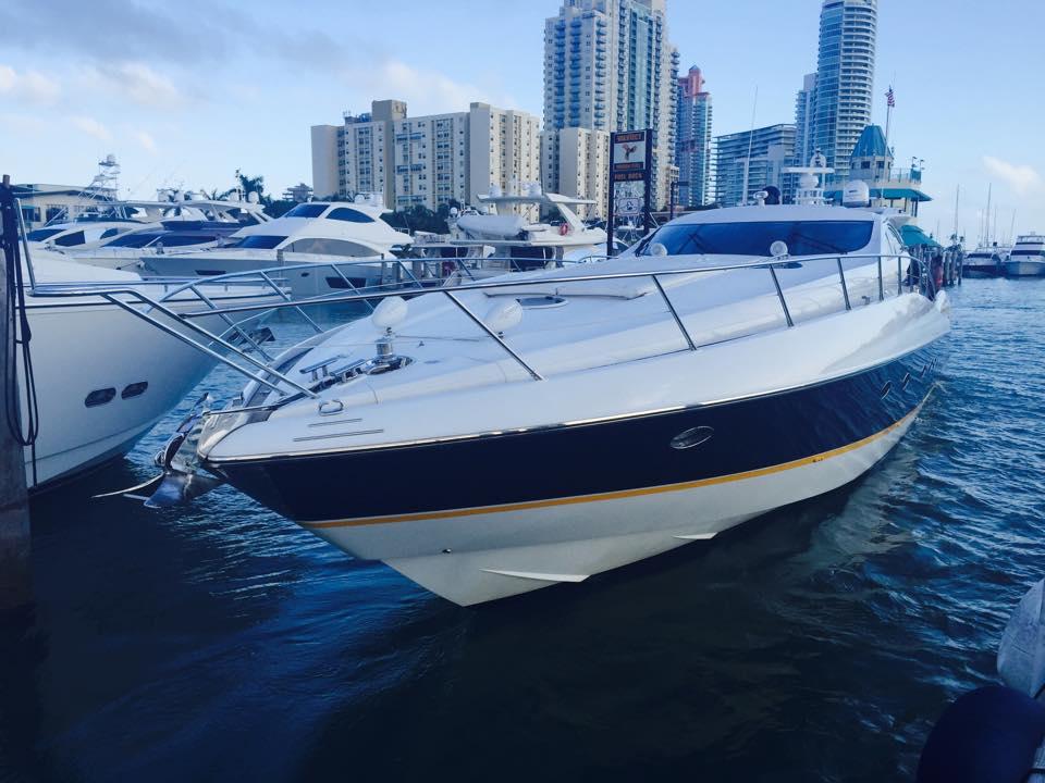 Ponto Miami O que fazer em Miami Prestige Yacht Charters 2