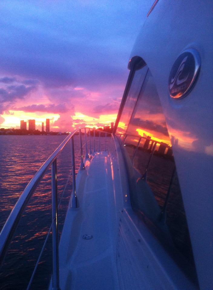 Ponto Miami O que fazer em Miami Prestige Yacht Charters 4