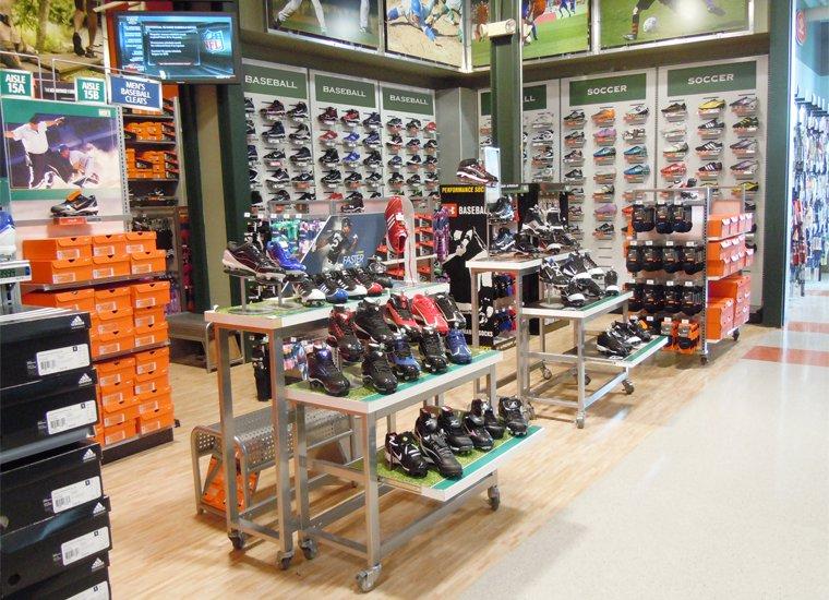 Ponto Miami Compras em Miami Dicks Sporting Goods 005