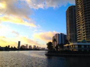 Novembro em Miami