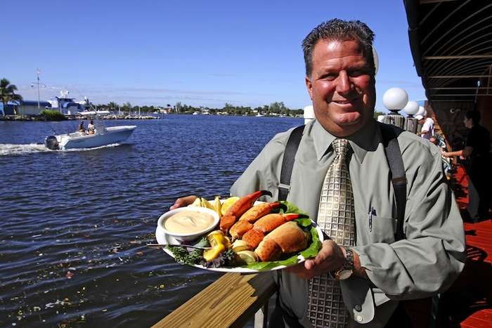 Ponto Miami Restaurantes em Miami Stone Crabs 006