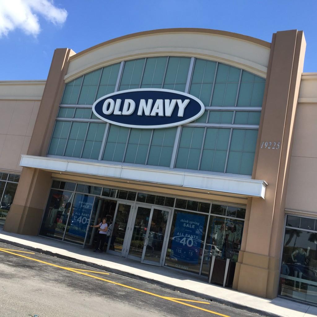 Ponto Miami Compras em Miami Old Navy 001