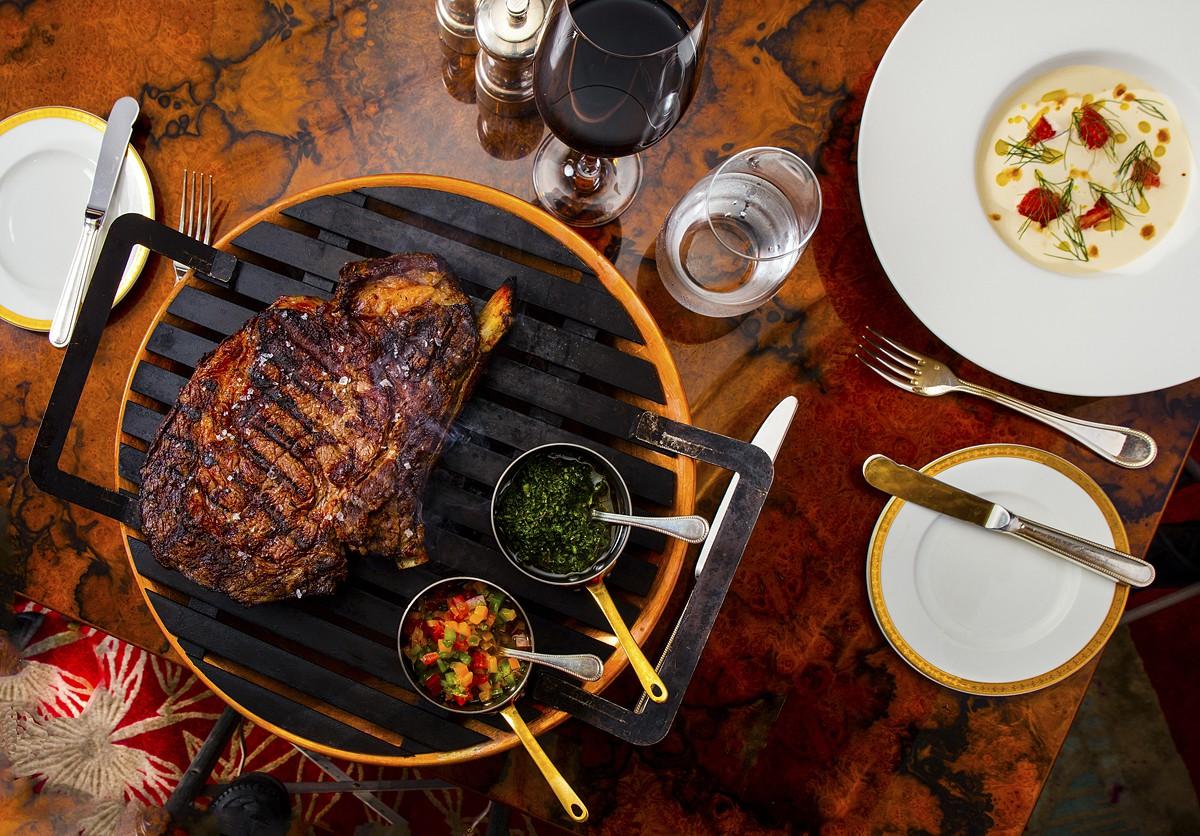 Ponto Miami Restaurantes em Miami Los Fuegos 004
