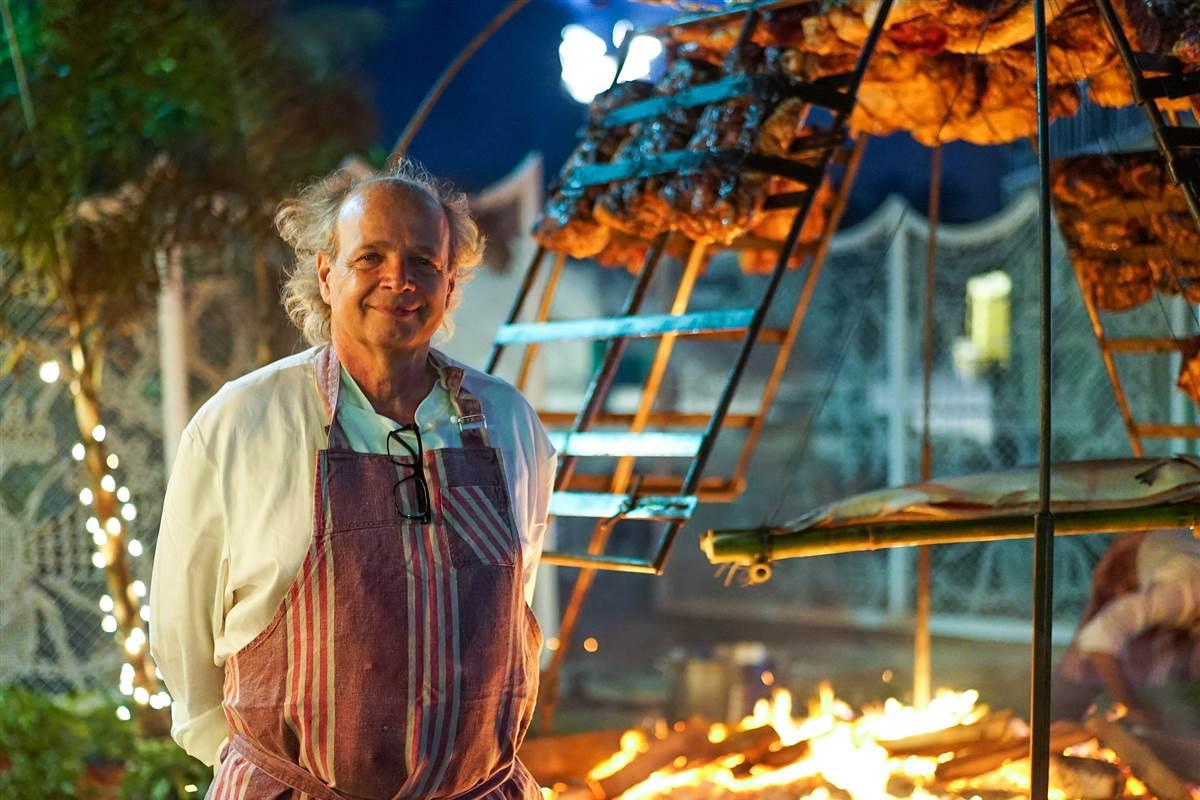 Ponto Miami Restaurantes em Miami Los Fuegos 003