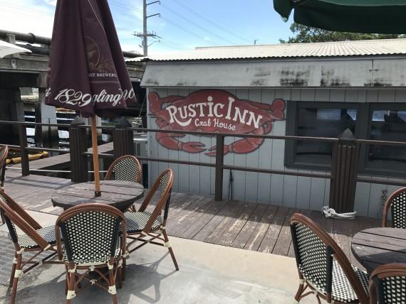Ponto Miami Restaurantes em Miami Rustic Inn 002