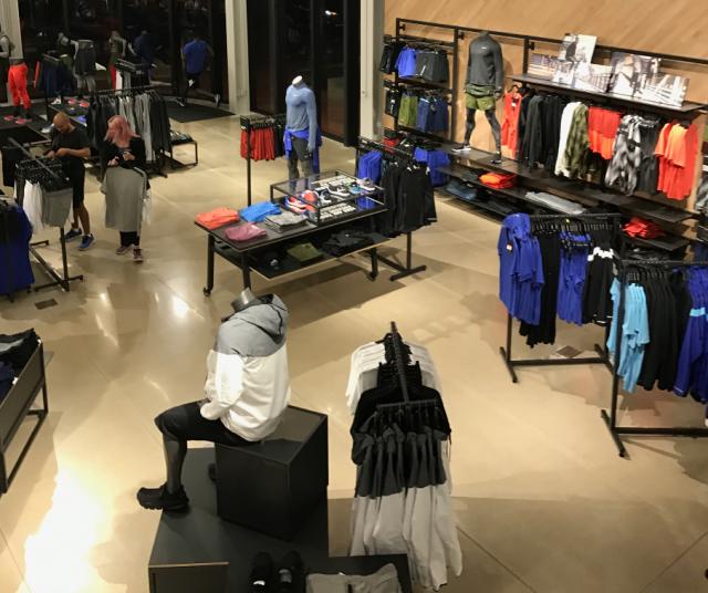 Ponto Miami Compras em Miami Nike LR 004
