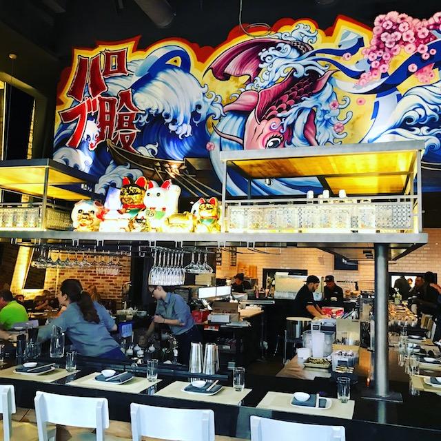 Ponto Miami Restaurantes em Miami Pubbelly Sushi NEW 003