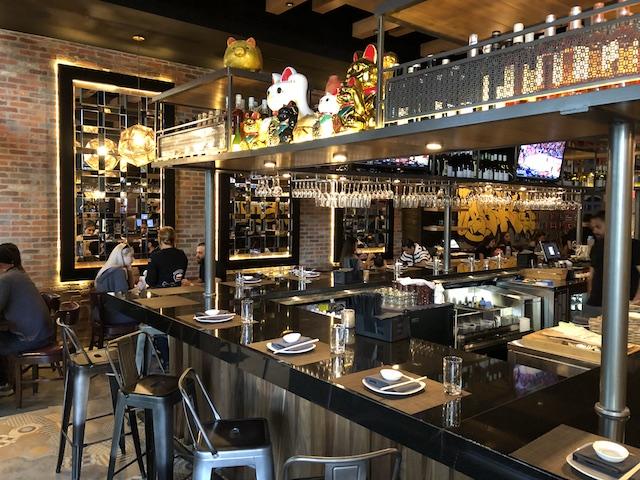 Ponto Miami Restaurantes em Miami Pubbelly Sushi NEW 002