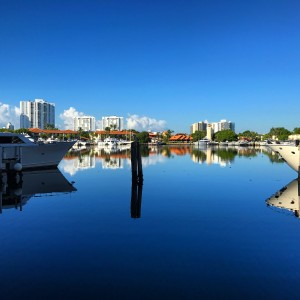 Setembro em Miami