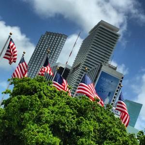 Agosto em Miami