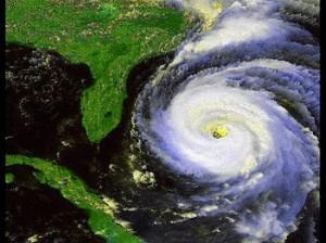 E se o furacão vêm?