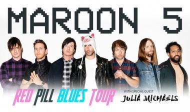 Ponto Miami Shows em Miami Maroon 5 001