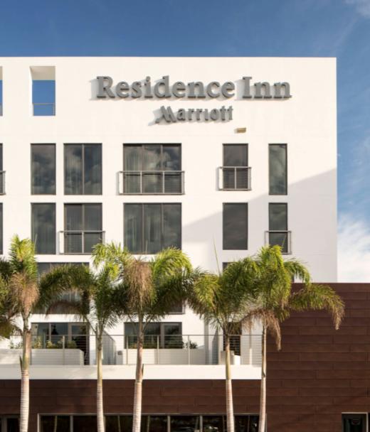 Ponto Miami Hotel em Miami residence inn South Beach NEW 001