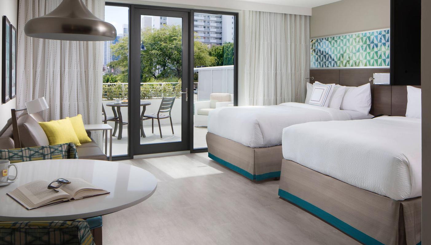 Ponto Miami Hotel em Miami residence inn South Beach NEW 003