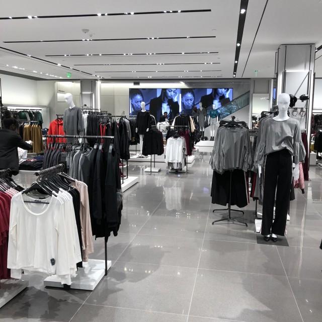 Ponto Miami Compras em Miami Zara 004