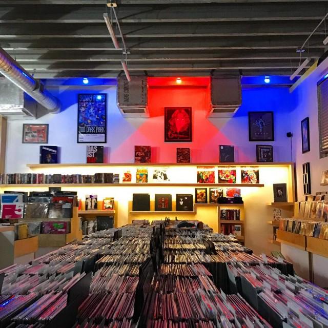 Ponto Miami Compras em Miami Technique Records 003